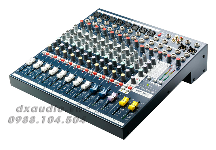 mixer soundcraft efx8 3