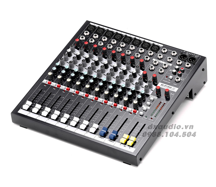 mixer soundcraft epm8 gioi thieu